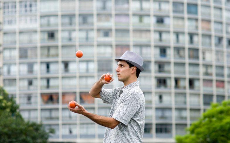 Comment faire du jonglage ?